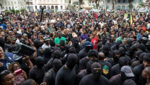 Guyane: un mois de conflit social en Guyane