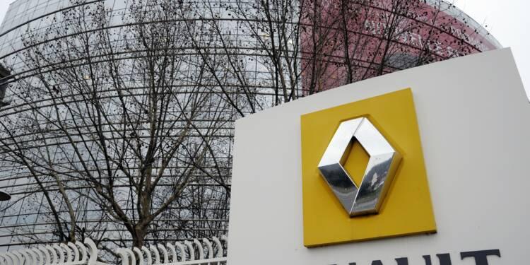 """Renault: """"nouveau record"""" avec 1,9 million de véhicules vendus au premier semestre"""