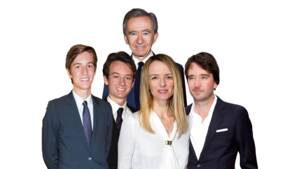 Les petits secrets de la famille Arnault, propriétaire de LVMH.