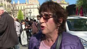 Les retraités manifestent à Marseille