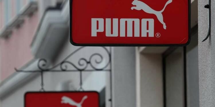 Puma relève ses prévisions après un 1e trimestre vigoureux