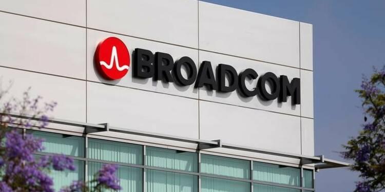 Broadcom mieux-disant du 1er tour pour les mémoires de Toshiba