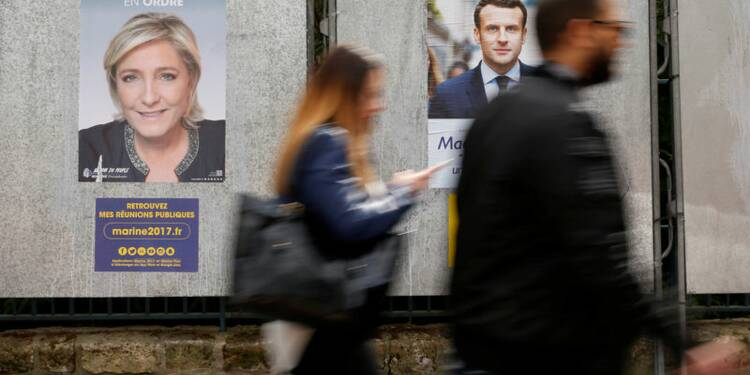 Sondage Ifop: Le fléchissement se poursuit pour Le Pen et Macron