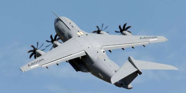 Airbus espère une aide significative des clients de l'A400M