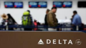 Delta Air: Bénéfice en baisse mais meilleur que prévu au 1er trimestre
