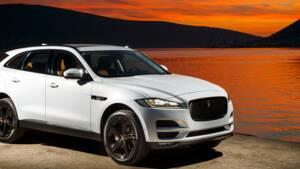 Jaguar F-Pace : le félin fait peau neuve en SUV