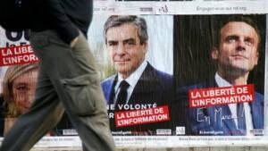 Le duel à distance entre Fillon et Macron tourne à l'aigre