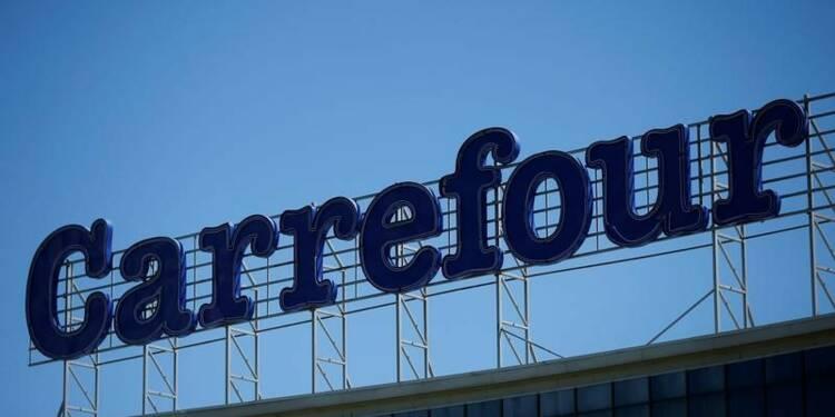 Carrefour voit ses ventes ralentir en France comme à l'étranger