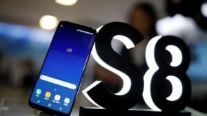 Samsung: Les précommandes du Galaxy S8 supérieures à celles du S7