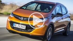 Mieux que la Renault Zoe, l'Opel Ampera-e et ses 520 km d'autonomie