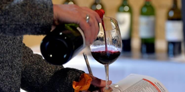 Le marché du vin s'internationalise de plus en plus