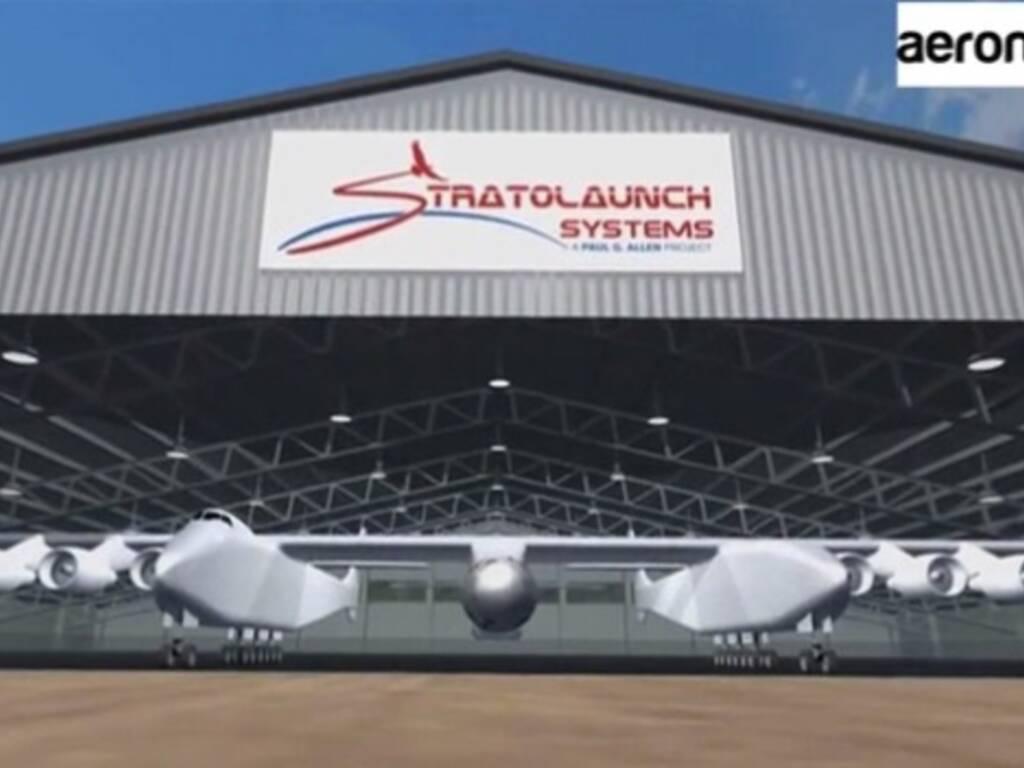 le nouveau plus grand avion du monde volera en fin d 39 ann e. Black Bedroom Furniture Sets. Home Design Ideas