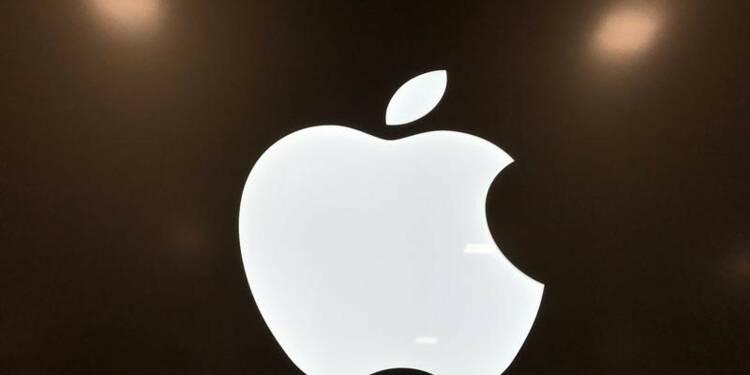 Apple: Feu vert de la Californie pour tester des voitures autonomes