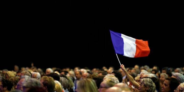 Ce sondage qui rassure les supporters de François Fillon — Présidentielle