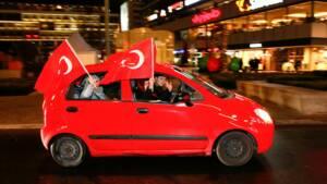 Hausse modérée des marchés turcs après le référendum