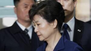 L'ex-présidente Park et le PDG du groupe Lotte inculpés