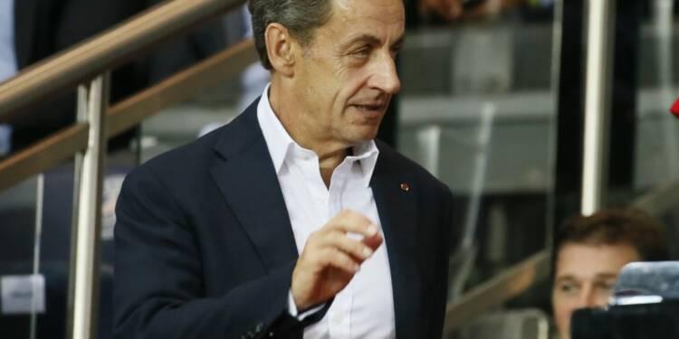 """Nicolas Sarkozy appelle à voter Fillon : """" Il a l'expérience, il a la volonté """""""