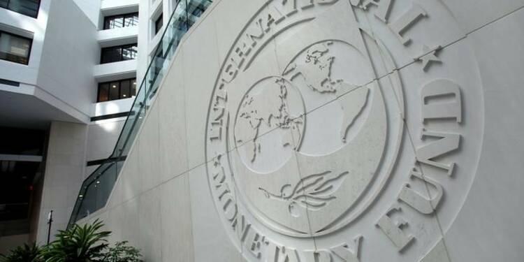 Le FMI optimiste à court terme, s'inquiète du protectionnisme