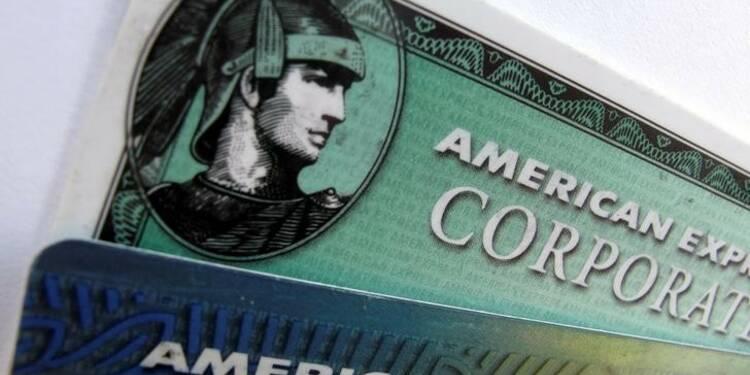 AmEx dépasse le consensus grâce à la hausse des dépenses
