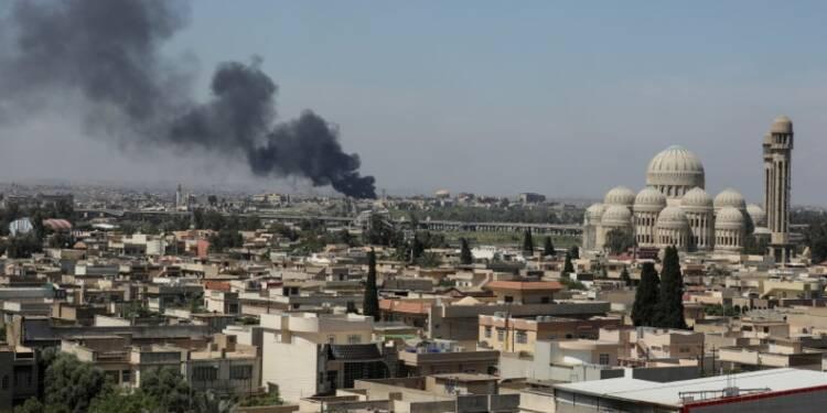 Soutien croissant des Français à l'opération anti-EI en Irak, selon un sondage