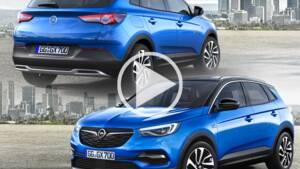 Opel dévoile le Grandland X, le faux jumeau des Peugeot 3008 et Citroën C5 Aircross