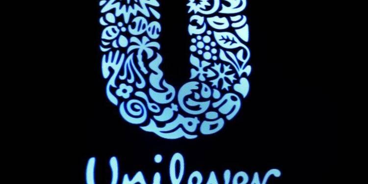 Unilever dépasse les attentes au premier trimestre