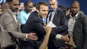 Comment Macron a dragué toutes les minorités, l'une après l'autre
