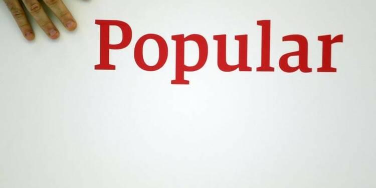 Banco Popular: Priorité à la vente des actifs immobiliers à risque