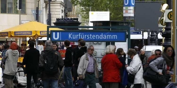 La croissance du secteur privé allemand a ralenti