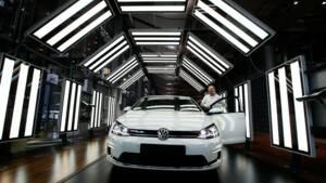 Volkswagen condamné à une mise à l'épreuve de trois ans aux USA