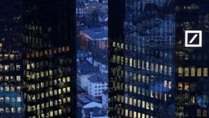 Amende de 157 millions de dollars pour Deutsche Bank aux USA pour violations des changes