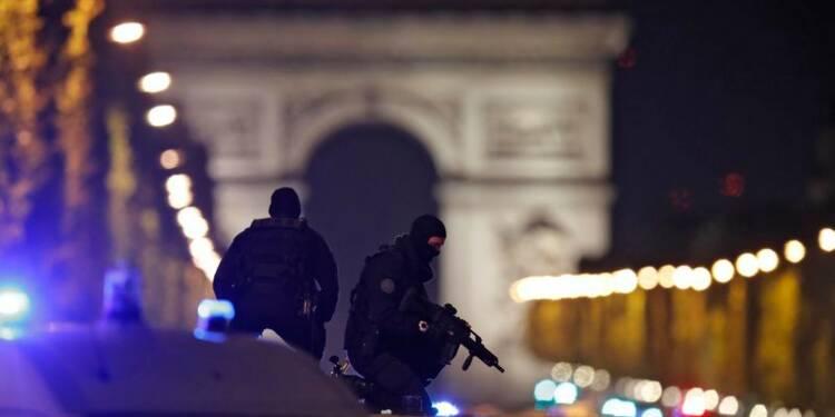 Les forces de sécurité, cibles croissantes d'attaques en France