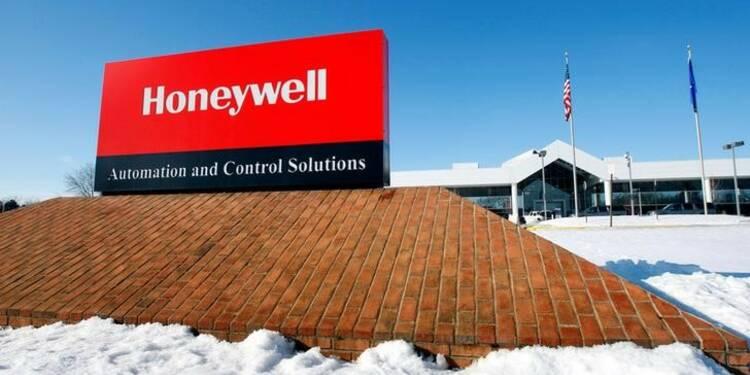 Honeywell bat le consensus au 1e trimestre et relève la prévision de BPA