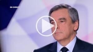François Fillon sur France 2 : sexisme et fausse information, regardez la piètre performance du candidat