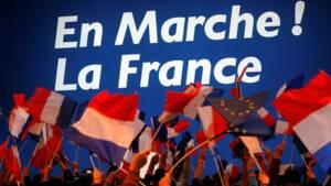Berlin salue la première place de Macron, Gabriel sûr de sa victoire
