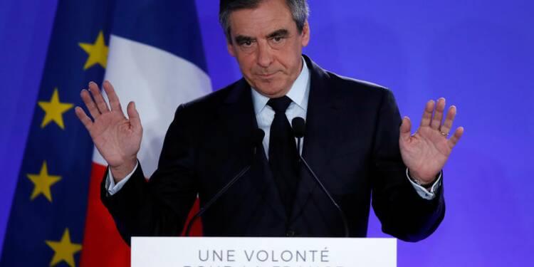 Présidentielle François Fillon votera Macron :