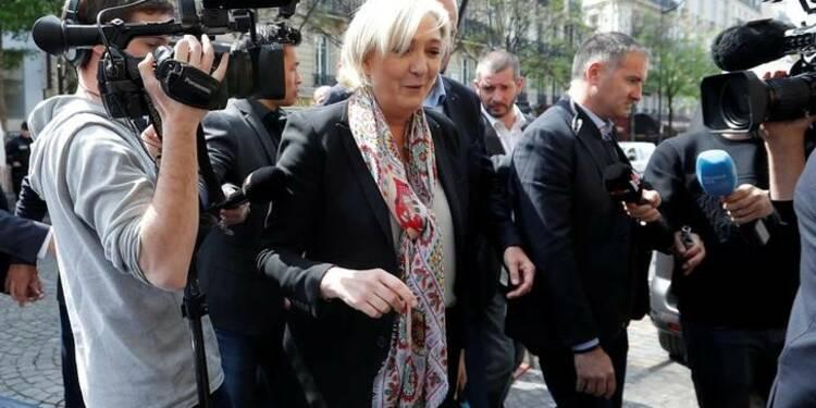 Macron et Le Pen dans le tourbillon Whirlpool