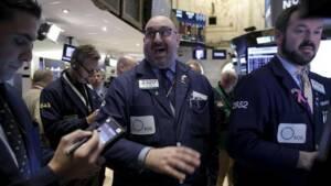 Wall Street, rassurée par le vote français, ouvre en hausse