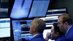 Wall Street termine en nette hausse avec le vote français