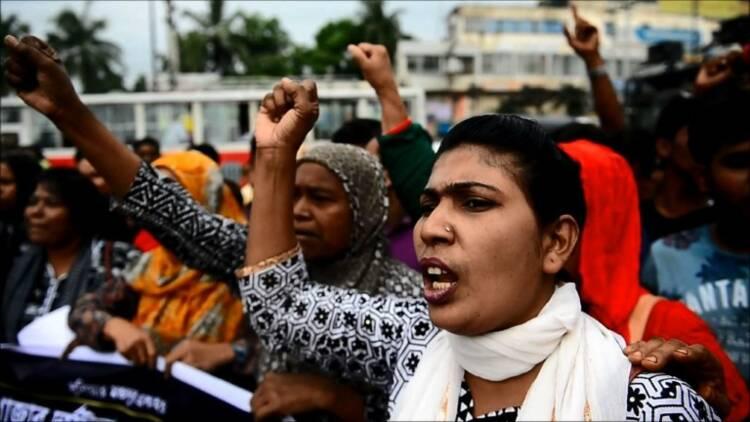 Le Bangladesh marque les quatre ans du drame du Rana Plaza