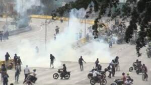 Venezuela: trois morts lors de nouvelles manifestations lundi