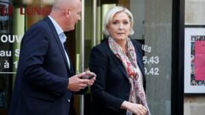 """Le vote de Fillon pour Macron, une """"trahison"""" juge Le Pen"""