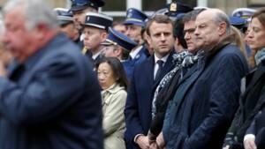 Les étranges absences de Macron dans la campagne