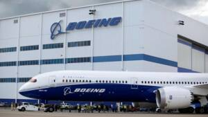 Boeing relève ses objectifs annuels