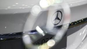 Daimler relève sa prévision de bénéfice annuel
