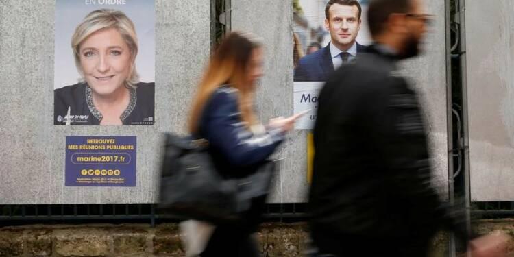 La popularité de Macron s'étiole, celle de Le Pen grimpe
