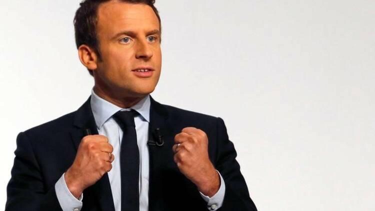 """Pour Macron, """"la recomposition c'est maintenant"""""""