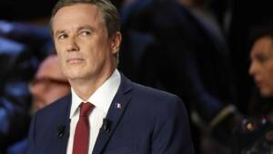 Dupont-Aignan se rallie à Marine Le Pen