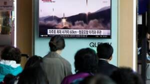 Nouvel essai de missile nord-coréen en dépit des pressions internationales