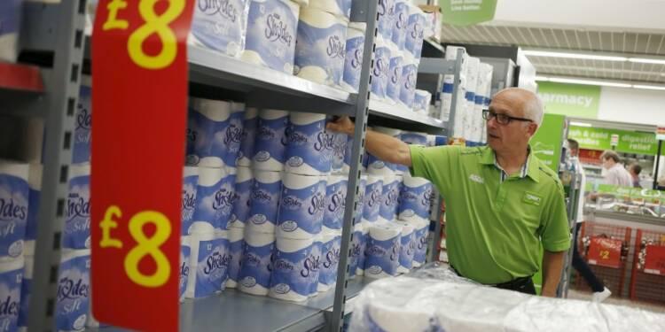 Stabilité inattendue de l'inflation britannique en août